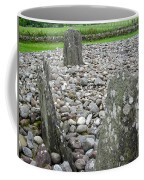 Temple Wood Close-up Coffee Mug