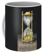 Tempus Pecunia Est Coffee Mug