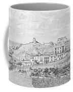 Tenby Harbor Panorama Coffee Mug