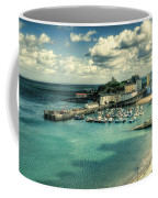 Tenby Harbour Pembrokeshire Coffee Mug