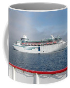 Tendered Ship Coffee Mug