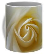 Tenderness White Rose Coffee Mug