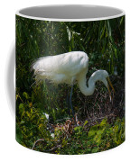 Tending The Nest Coffee Mug
