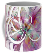 Tendrils 01 Coffee Mug