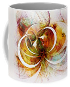 Tendrils 14 Coffee Mug by Amanda Moore