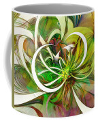 Tendrils 15 Coffee Mug by Amanda Moore