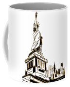 Tenement Liberty Coffee Mug