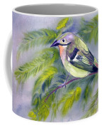 Tenerife Goldcrest Coffee Mug