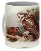 Tengmalms Owl Coffee Mug