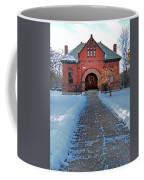 Tenney Memorial Library Newbury Vermont Coffee Mug