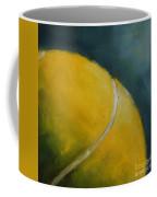 Tennis Ball Coffee Mug