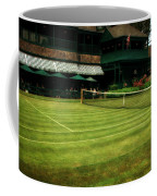 Tennis Hall Of Fame 2.0 Coffee Mug