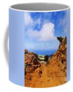 Teno Mountains Coffee Mug