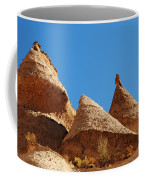 Tent Rocks Geology Coffee Mug