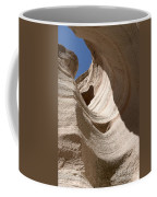 Tent Rocks Coffee Mug