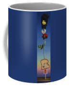 Tenuous Still-life 1 Coffee Mug by James W Johnson