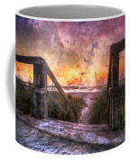 Tequilla Sunrise Coffee Mug