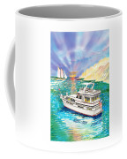 Terifico At Anchor Coffee Mug