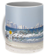 Terns On The Move Coffee Mug