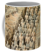 Terra Cotta Warriors Coffee Mug