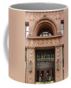 Terracotta Building Coffee Mug