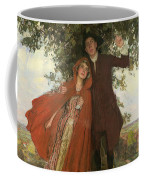 Tess Of The D'urbervilles Or The Elopement Coffee Mug