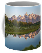 Teton Reflecting Coffee Mug