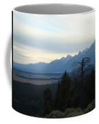 Teton View Coffee Mug