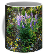Teton Widflowers  Coffee Mug