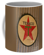 Texaco Star Coffee Mug