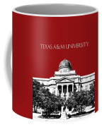 Texas A And M University - Dark Red Coffee Mug