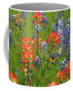 Texas Best Wildflowers Coffee Mug