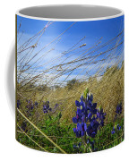 Texas Bluebonnet Center Of Attention Coffee Mug