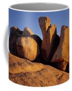 Texas Canyon Golden Boulders Coffee Mug