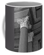 Texas Capitol Detail Coffee Mug