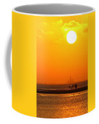 Texas City Sunset 2am-12561 Coffee Mug