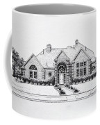 Texas Home 3 Coffee Mug by Hanne Lore Koehler