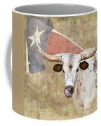 Texas Longhorn # 2 Coffee Mug