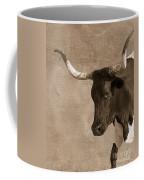 Texas Longhorn #6 Coffee Mug