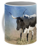 Texas Longhorn #7 Coffee Mug by Betty LaRue