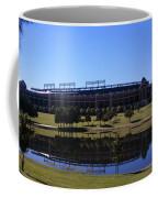 Texas Rangers Reflection Coffee Mug