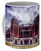 Texas Rangers Ballpark In Arlington Texas Coffee Mug