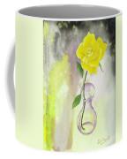 Texas Rose Coffee Mug