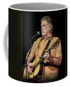 Texas Singer Songwriter Guy Clark Coffee Mug