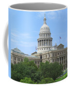 Texas State Capitol Coffee Mug