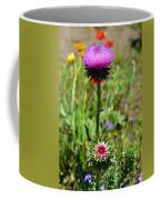 Texas Thistle Coffee Mug