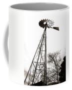 Texas Windmill 2 Coffee Mug