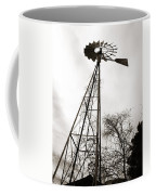 Texas Windmill Coffee Mug