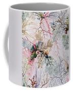 Textile Design Coffee Mug