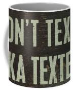 Texting Coffee Mug